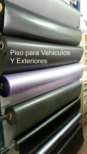 Piso pl stico atenas para veh culos x cada metro lineal bs wg8uj precio d venezuela - Piso que se pega ...