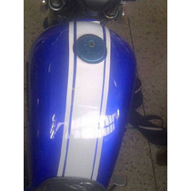 Calcomania Racing Para Tanque Gn Owen En Vinil Carvono Impr
