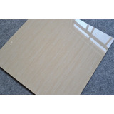 Porcelanato 60x60 Beige Travertino 60x60 Doble Carga 6603