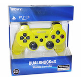 Control Playstation 3 Ps3 Dualshock3 Inalambrico Marca Sony