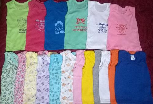 6ed45fb041f Franelillas Camiseta Almilla Bebe Recien Nacido Niño Niña