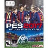Pes 2017 Pro Evolution 2017 Pc Windows Latino Disco Fisico