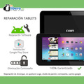 Reparación Software Tablet Coby Kyros Instalacion Play Store