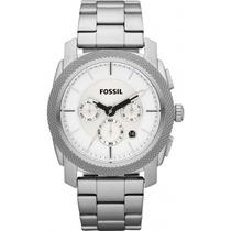 Reloj Fossil De Caballero, Acero 100% Promoción Exclusiva!!