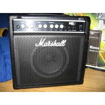 Amplificador De Bajo Marshall 15w Nuevo