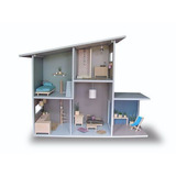 Casa Para Muñeca Barbie