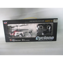 Helicoptero A Control Remoto Cyclone 3.5 Channel