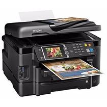 Impresora Workforce Wf3640 Epson, Para Repuesto,super Oferta