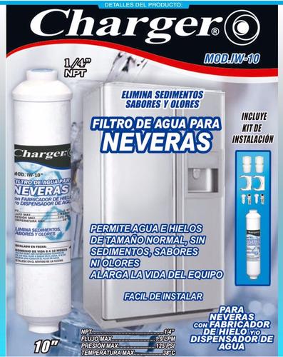 Filtro de agua para nevera precio real bs wqs4b - Filtro de agua precio ...