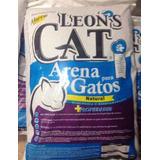 Arena Para Gatos Leons Cat Por Kg