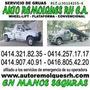 Servicio De Grua: Auto Remolques Rh C.a Atento Las 24horas!!