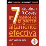 Los 7 Hábitos De La Gente Altamente Efectiva. Stephen Covey.