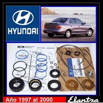 Elantra 1997-2000 Kit Cajetín Direccíon Hid Original Hyundai