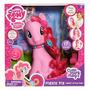 Pinkie Pie Figura Grande 28cm Peina Su Cabello Accesorios