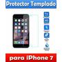 Protector Vidrio Templado Glass Iphone 7 Somos Tienda Fisica