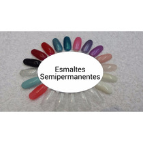 Esmalte Semipermanente Jh Nails. Infinity Polish