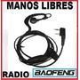 Manos Libres Radios Baofeng Uv5r 888s Uv5ra Y Otros Baofeng