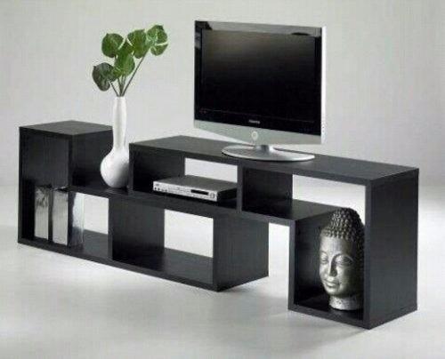 Muebles modulares modernos conjunto dormitorio asimetrico for Ver modulares modernos