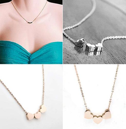e4712bcaa18d Collar Tendencia Choker Corazon Mujer Dije Moda Fashion 381g