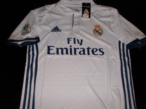 Camiseta Franela Real Madrid 2016 - 40000 en Melinterest cb316604c99bc