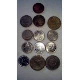 Monedas.incluye 25 Centavos Del Alba (au). Mille Lire
