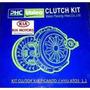 Clutch Embrague (croche) Hyunday Getz 1.6 Kia Rio 1.6 215mm