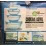 Set De 5 Bols Para Congelador O Microondas