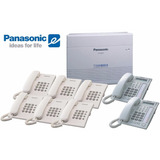Servicio Tecnico Especiaizado En Centrales Panasonic.