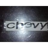 Letras Cromadas Emblema Chevrolet Chevy 2007 2008