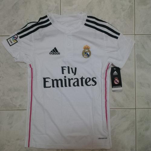 Camiseta Franela Real Madrid Barcelona Fc 2014-2015 Niños  0.14 ... 58efce76b58e9