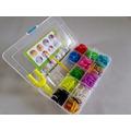 Kit Completo Rainbow  Loom Completo En Oferta