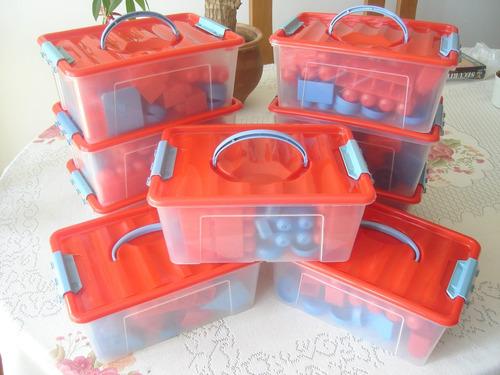 Legos en caja 20 piezas grandes para tu bebe bs - Piezas lego gigantes ...
