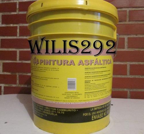 Pintura asfaltica ipa cu ete 18 90 litros 5 galones - Pintura asfaltica precio ...