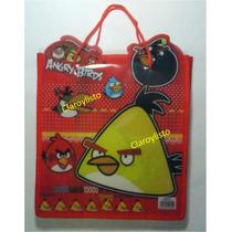 Bolsas Angry Birds, Mickey Y Muchos Más Para Cotillones.
