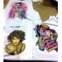 Camisetas, Franelas Sublimadas Diseños Grandes 40x30