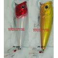 Señuelo De Pescar Superficie Tipo Popper 46g 11,5cm