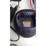 Cargador Para Radio Motorola Ep-450 Ep-450s Dep-450  Usado