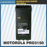 Bateria Para Radio Portatil Motorola Pro3150 Ct250 Gp308