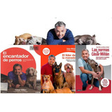 Libros De Adiestramiento Canino Cesar Millan 3pack +obseq