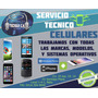 Servicio Tecnico Iphone Blackberry Samsung Lg Htc Tecnola