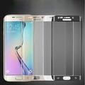 Protector Curvo De Vidrio Templado 9h Samsung S6 Edge