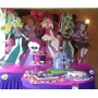 Mesa Fantasia Monster High, Campanita,alquiler Carro De Perr