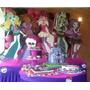 Mesa Fantasia Monster High,vengadores,frozen,campanita