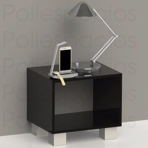 Mesa de noche minimalista moderna de lujo decoraci n - Mesas de noche modernas ...