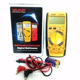 Tester Multimetro Digital Profesional Yaxun Yx-9205a+ Tienda