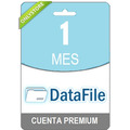 Cuentas Premium Datafile 30 Dias Envio Gratis Garantizada