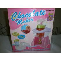 Màquina De Hacer Bombones Fabrica De Chocolate