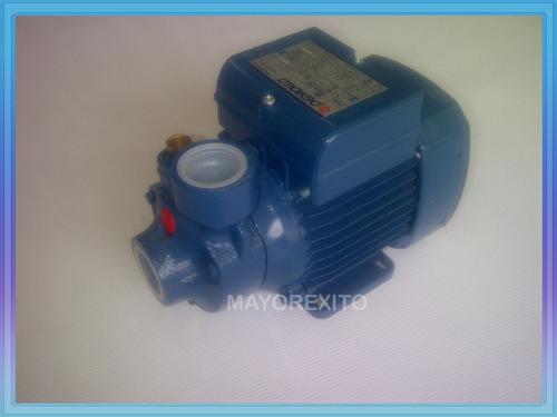 Bomba agua pedrollo periferica 1 2 hp modelo pkm 60 110v - Bomba de agua precios ...