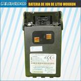 Bateria Para Radio Wouxun Kg-833 Kg-uva1 Kg-uv6d Etc