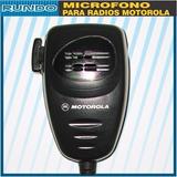 Microfono Compacto Movil Motorola Gm300 Sm50 Em200 Em400 Etc